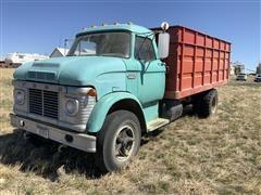 1967 Ford F750 S/A Grain Truck