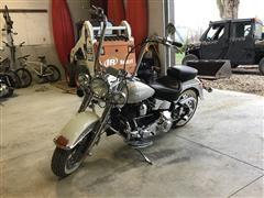 1994 Harley Davidson Heritage Softail Motorcycle