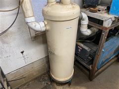 Milking System Vacuum Reservoir Tank