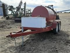 Tuthill Fuel Trailer