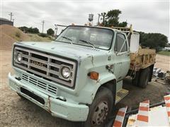 1980 Chevrolet 6000 Dump Truck