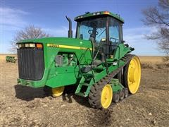 1997 John Deere 8400T Tracked Tractor