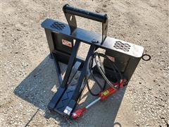 2021 Industrias America Hpost Skid Steer Mount Tree/Post Puller