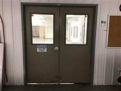 Steelcraft Fire Door