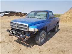 2000 Dodge 1500 4x4 Pickup