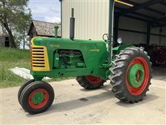 1955 Oliver Super 88 2WD Row-Crop Tractor