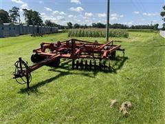 Case IH 4200 Cultivator Mulch Combo