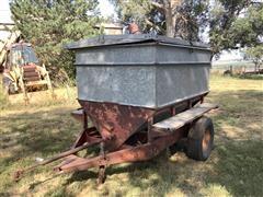 Heider 2 Auger Mixer Wagon