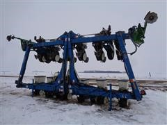 """2007 Kinze 3140 3-PT 12R36"""" Stack Fold Planter W/Gould Package"""
