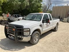 2007 Ford F250 Superduty XL Extended Cab Pickup