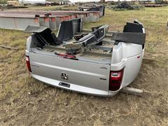 Dodge Ram SLT 8' Truck Box w/ Rear Bumper & Receiver Hitch