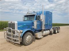 2003 Peterbilt 379 Tri/A Truck Tractor