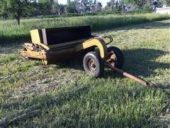Eversman 2SD Hydraulic Scraper