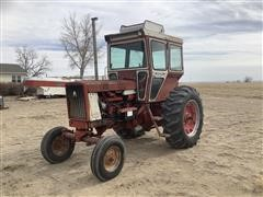 International F706 2WD Tractor
