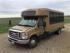 2012 Ford E450 Econoline Passenger Bus