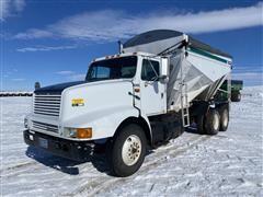 1989 International 8200 T/A Tender Truck