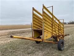 Baasch Portable Cattle Chute