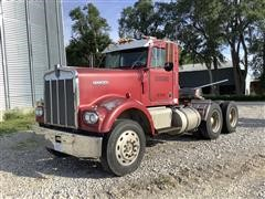 1980 Kenworth T/A Truck Tractor