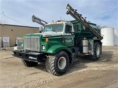 1997 International 2574 Floater Spreader W/Lor-Al Air Max
