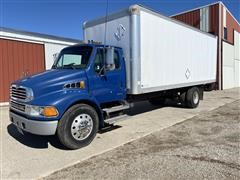 2007 Sterling Acterra S/A Box Truck