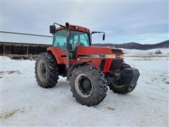 1994 Case IH 7210 MFWD Tractor