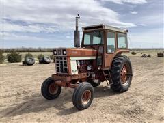 Farmall 1066 2WD Tractor
