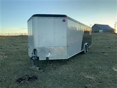2012 Forest River VPAC8524TA3 T/A Enclosed Trailer