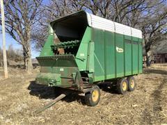 Badger BN 950 Forage Wagon