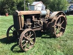 1925 Twin City 12-20 2WD Tractor