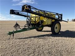 2017 Bestway Field Pro IV Pull Type Sprayer