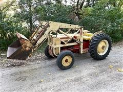 1963 Ford 2000 Industrial 2WD Tractor & Loader