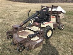 Grasshopper 725DT6 Diesel Zero Turn Lawn Mower