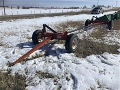 Kory Farm Equipment 6072 Header Trailer
