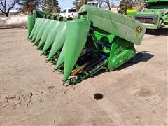 John Deere 893 Corn Header