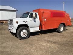1986 GMC C6500 S/A Fuel Truck