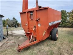 Hinson 812 Grain Cart