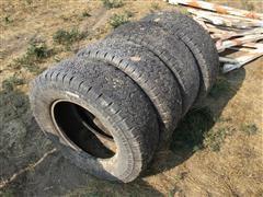 265/70-17 Tires/rims