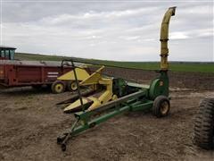 John Deere 35 Forage Harvester