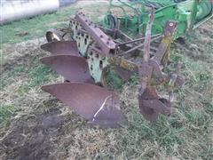 """John Deere 3x16"""" Mounted Mouldboard Plow"""