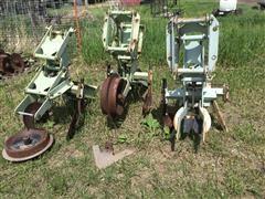 Orthman Cultivator Row Units