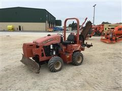2015 DitchWitch RT45 4x4 Trencher
