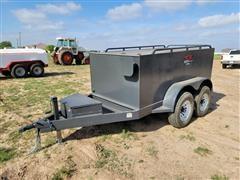 2021 Industrias Agricolas 1,000 Gallon T/A Fuel Trailer