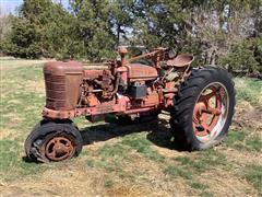 1945 International H 2WD Tractor