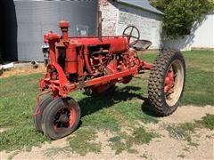 Farmall 2WD Tractor