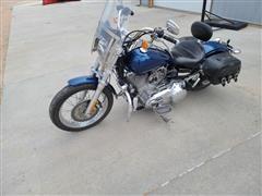 2008 Harley Davidson Cruiser Super Glide Dayton Custom Motorcycle