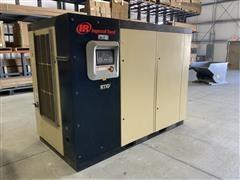 2014 Ingersoll Rand R110I-W125 Industrial Air Compressor