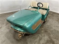 Cushman 735 3-Wheel Golf Cart