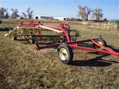 New Holland 259 And 260 Twin Rake W/Toolbar