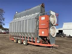 1996 Farm Fans CF500H Portable Grain Dryer