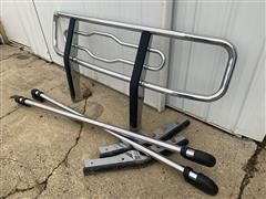 Luverne Cattle Guard/Running Boards